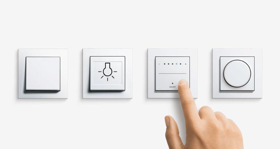 Lichtbesturing is een innovatieve oplossing waarmee u alle apparaten in huis of in uw bedrijfspand kan verbinden.