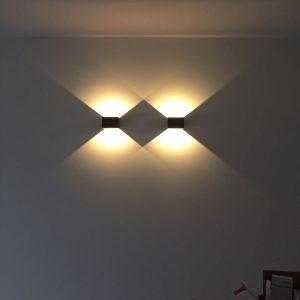 Wandlamp Box