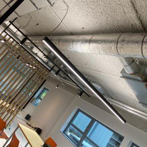 2be lighted werkplek verlichting